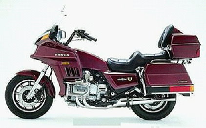 1982 Honda GL1100 Interstate