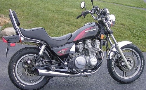 1984 Kawazaki ZN1100 LTD