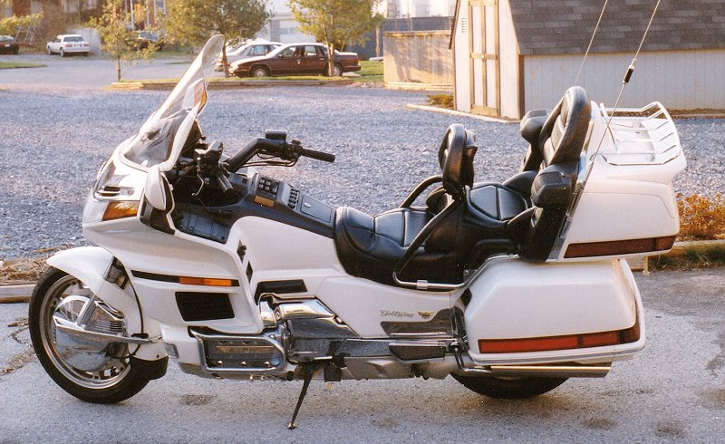 1996 Honda Goldwing 1500 SE