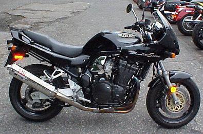 1999 Suzuki Bandit 1200