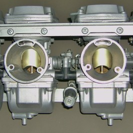 How to clean CV carburetors