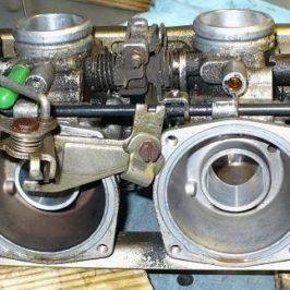 Brake lines and carburetors