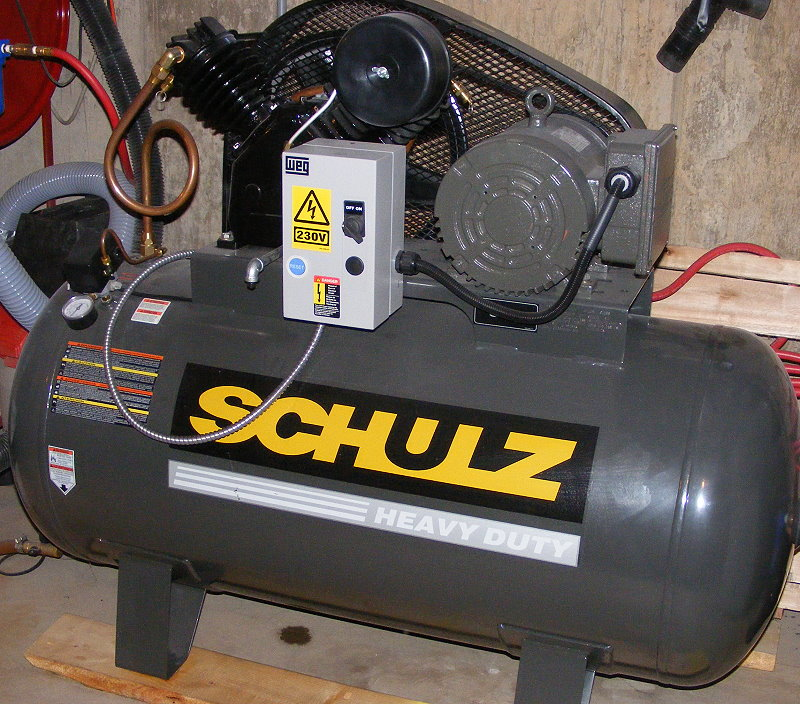 Schulz Air Compressor